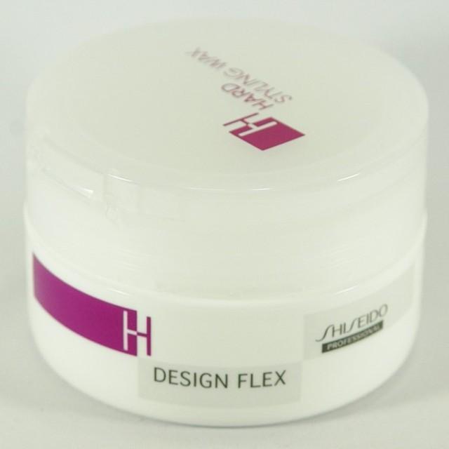 資生堂プロフェッショナル デザインフレックス スタイリングワックス ハード 90g
