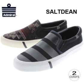 SALE アドミラル Admiral ソルトディーン Saltdean SJAD1504 1069(ネイビー/ボーダー) 02921(ブラック/フォークロア)