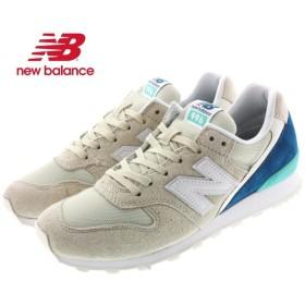SALE ニューバランス New balance WR996 ホワイト/ブルー JR