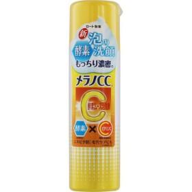 メラノCC 酵素ムース泡洗顔 150g