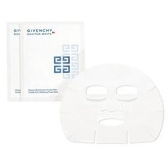 ジバンシイ GIVENCHY DW10 ダブルショット ホワイトニング マスク 24g×6枚 化粧品 コスメ DOCTOR WHITE 10 DOUBLE SHOT WHITENING MASK