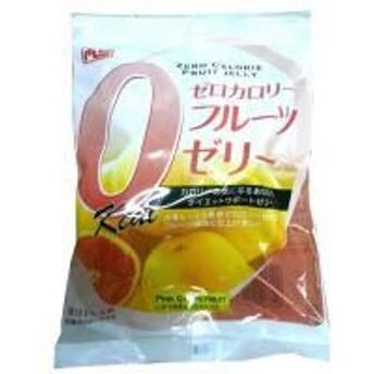 ASフーズ ゼロカロリーゼリーピンクグレープフルーツ味7個 ×20袋セット 25576