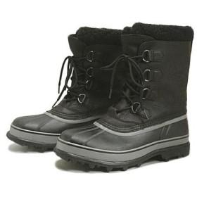 SALE 定番 ソレル SOREL ブーツ CARIBOU WL カリブー ウール ブラック NM1481-010