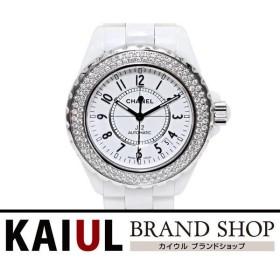 e6d568a4d0ba CHANEL シャネル H1635 J12 38 12Pルビー 腕時計 セラミック/セラミック ...