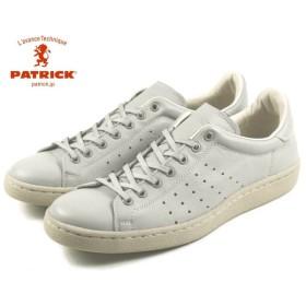 交換返品送料無料 パトリック スニーカー PATRICK PUNCH 14 パンチ 14 GRY グレー 14164