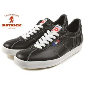交換返品送料無料 パトリック スニーカー PATRICK PUNTA プンタ BLK ブラック 15031