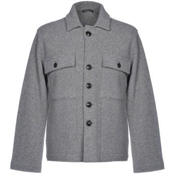 《セール開催中》ROBERTO COLLINA メンズ コート グレー 48 ウール 65% / ナイロン 35%