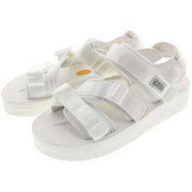 スイコック SUICOKE サンダル KISEE-VPO ホワイト WHITE OG-044VPO-15