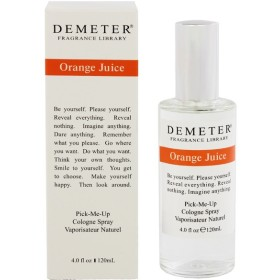 ディメーター DEMETER オレンジジュース (箱なし) EDC・SP 120ml 香水 フレグランス ORANGE JUICE PICK-ME UP COLOGNE