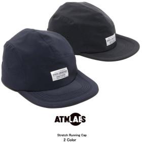 アトモス ラボ ATMOS LAB ストレッチ ランニング キャップ(2色展開)メンズ 16SS-I