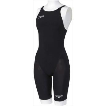 Speedo(スピード) 【レディース 競泳用水着(Fina承認)】 FASTSKIN FS−PRO2 ウイメンズニースキン ブラック