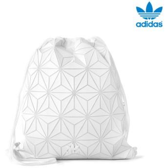 アディダス adidas ジムサック 3D (WHITE) 17SS-I