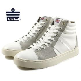 SALE アドミラル Admiral Abbey アビー ホワイト/レオパード SJAD1520-0178