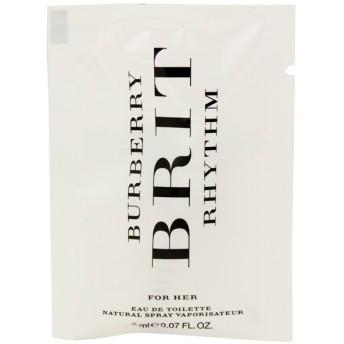 バーバリー BURBERRY ブリット リズム フォーハー (チューブサンプル) EDT・SP 2ml 香水 フレグランス BRIT RHYTHM FOR HER
