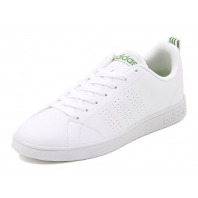 adidas アディダス VALCLEAN 2 バルクリーン2 F99251 ランニングホワイト/ランニングホワイト/グリーン メンズ | スニーカー