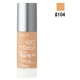 RMK (ルミコ) RMK ジェル クリーミィ ファンデーション #104 (旧パッケージ) 30g 化粧品 コスメ GEL CREAMY FOUNDATION SPF24 PA++ 104