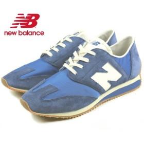 SALE ニューバランス New balance U320 ブルー VT