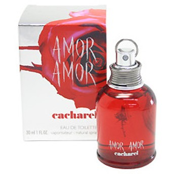 キャシャレル CACHAREL アモール アモール (箱なし) EDT・SP 30ml 香水 フレグランス AMOR AMOR