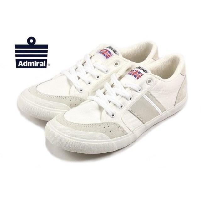 SALE アドミラル Admiral Inomer イノマー ホワイト/ホワイト SJAD0609-0101