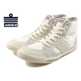 SALE アドミラル Admiral Inomer Hi イノマー ハイ ホワイト/ホワイトレース SJAD1511-015