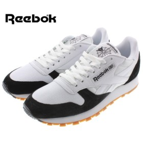 SALE リーボック Reebok CL LEATHER SPP クラシック レザー SPP ホワイト/ブラック/ガム AR1894
