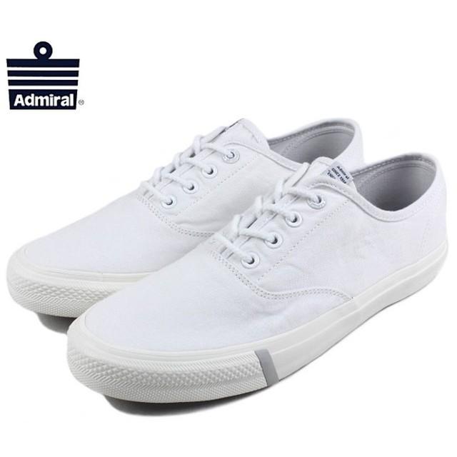 SALE アドミラル Admiral Brighton ブライトン ホワイト/ホワイト SJAD1503-0101