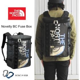 ノースフェイス THE NORTH FACE バッグ ノベルティ ベースキャンプ ヒューズボックス NOVELTY BC FUSE BOX ヨセミテプリント NM81769-YP