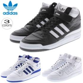 SALE アディダス adidas フォーラム ミッド リファインド コアブラック(B27665) FTWホワイト(F37830) FTWホワイト(F37831)