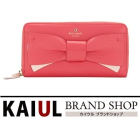 e30725ec7841 ケイトスペード 財布 kate spade BROOKSIDE PLACE LACEY 長財布 リボン ...