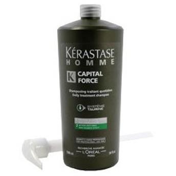 ケラスターゼ KERASTASE HO バン キャピタル フォルス 1 1000ml ヘアケア HOMME CAPITAL FORCE DAILY TREATMENT SHAMPOO