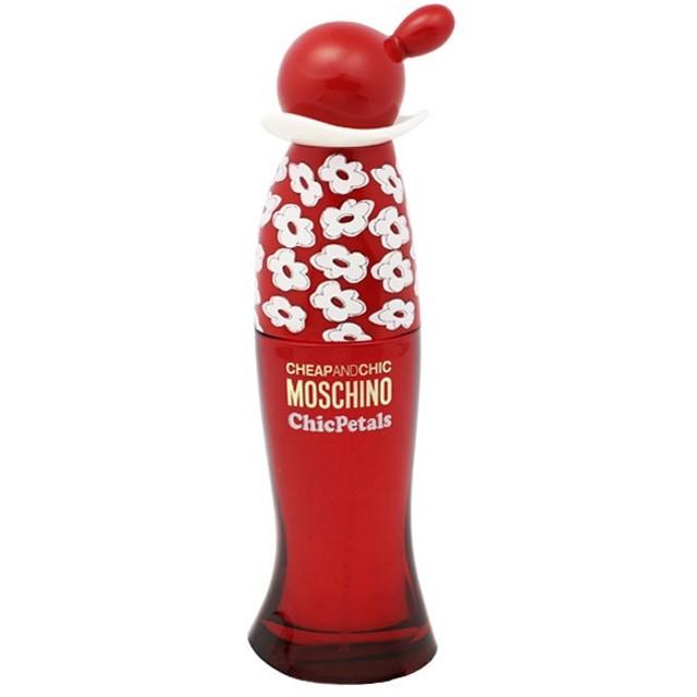 モスキーノ MOSCHINO チープ アンド シック シック ペタルズ (箱なし) EDT・SP 50ml 香水 フレグランス CHEAP AND CHIC CHIC PETALS