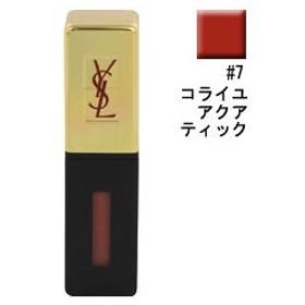 イヴサンローラン YVES SAINT LAURENT ルージュ ピュールクチュール ヴェルニ #07 コライユアクアティック 6ml 化粧品 コスメ