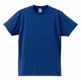 UnitedAthle(ユナイテッドアスレ) 4.0オンスTシャツ(アダルト) ロイヤルブルー 85 M