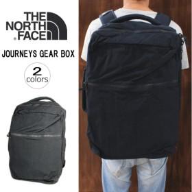 バッグ ノースフェイス THE NORTH FACE ジャーニーズ ギア ボックス NM81652 K(ブラック) UN(アーバンネイビー)