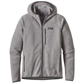 パタゴニア Performance Better Sweater Hoody フーディ(Feather Grey)