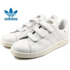 SALE アディダス adidas STAN SMITH CF TF スタンスミス コンフォート TF FTWホワイト/FTWホワイト/マットゴールド AQ5358