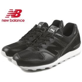 SALE ニューバランス New balance WR996 ブラック HO
