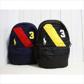 Polo Ralph Lauren Banner Stripe Backpack Midium ポロ ラルフローレン 506815d2f7