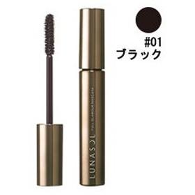 ルナソル LUNASOL フルグラマーマスカラ #01 ブラック 化粧品 コスメ FULL GLAMOUR MASCARA 01 BLACK