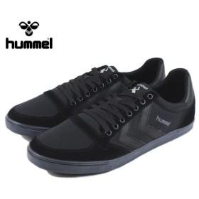 SALE hummel ヒュンメル Slimmer Stadil Low スリマー スタディール ロー ブラック 63-112K-2020