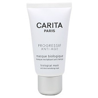 カリタ CARITA マスク プログレシフ 50ml 化粧品 コスメ PROGRESSIF ANTI AGE MASQUE BIOLOGIQUE/BIOLOGICAL MASK ANTI TIME REVITALISING MASK