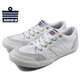 SALE アドミラル Admiral Inomer F イノマー ファブリック ホワイト/レース SJAD1522-0149