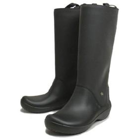 SALE クロックス crocs rain floe boot レインフロー ブーツ ブラック/ブラック