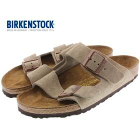 定番 ビルケンシュトック BIRKENSTOCK サンダル アリゾナ ARIZONA トープ 051461 メンズ