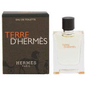 HERMES テール ドゥ エルメス ミニ香水 EDT・BT 5ml 香水 フレグランス TERRE D HERMES