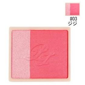 ポール&ジョー PAUL&JOE チーク カラー #03 ジジ (レフィル) 4.4g 化粧品 コスメ CHEEK COLOR (REFILL) 03