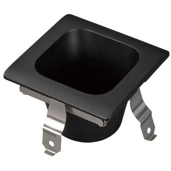 YAMAHA(ヤマハ) CMA1MB (1個) ブラック ◆ VXS1MB用 シーリングマウントアダプター 黒色