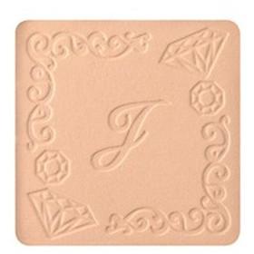 ジルスチュアート JILLSTUART エヴァーラスティングシルク パウダーファンデーション フローレスパーフェクション #202 アイボリー (レフィル) 10g 化粧品