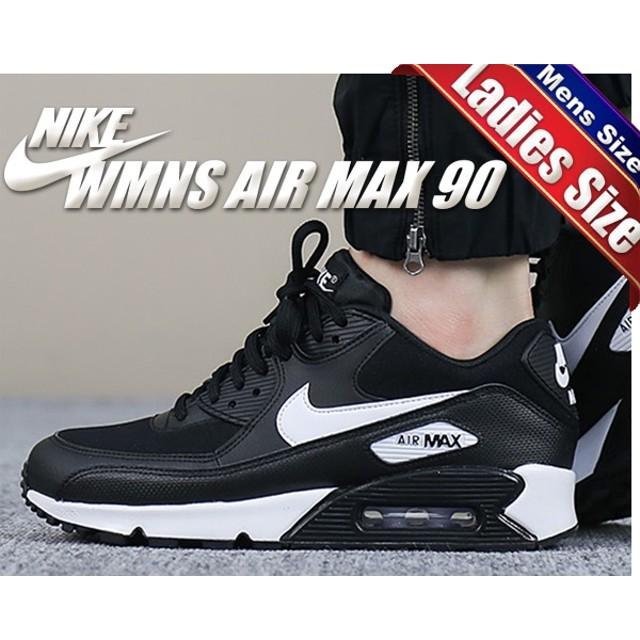 cheaper fd48b d9073  ナイキ エアマックス 90 NIKE WMNS AIR MAX 90 black white ウィメンズ