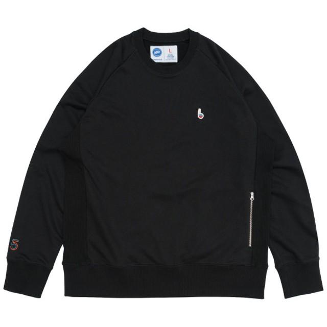 ボーラホリック ballaholic B クルー (BLACK) 17FA-I